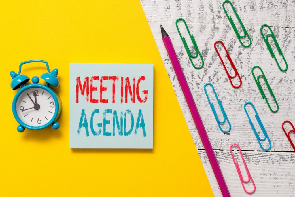 planning conférence